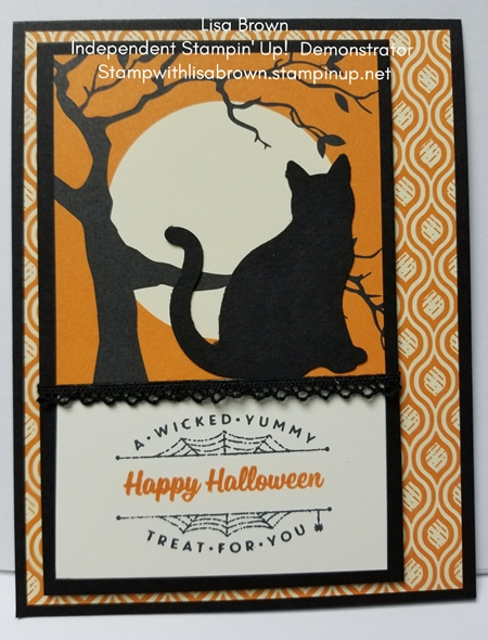 Cat Punch by Stampin Up
